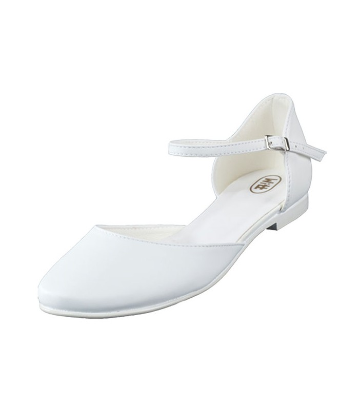 e376ba0870 Svadobné topánky WITT 603 s otvorenou špičkou